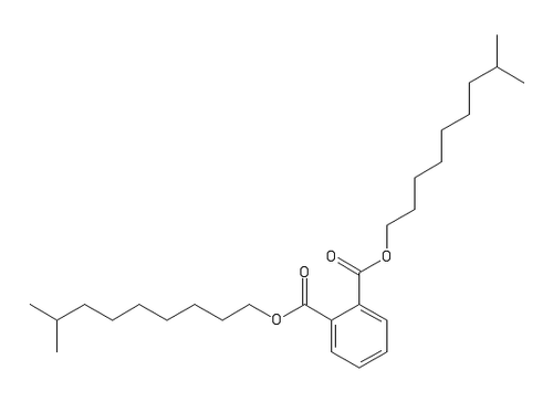 "Diisodecyl Phthalate;""CAS #= 26761-40-0"""