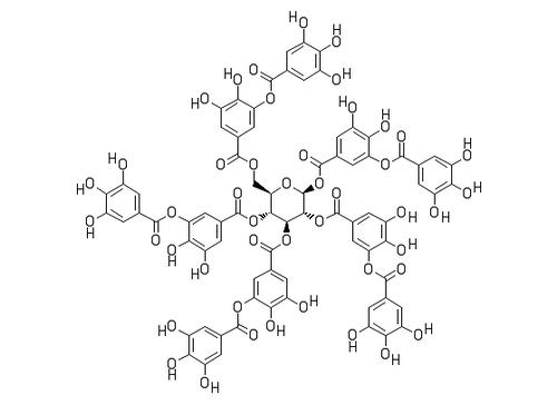 """Tannic Acid;""""CAS #=1401-55-4"""""""