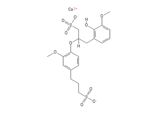 "Calcium Lignosulfonate;""CAS #=8061-52-7"""