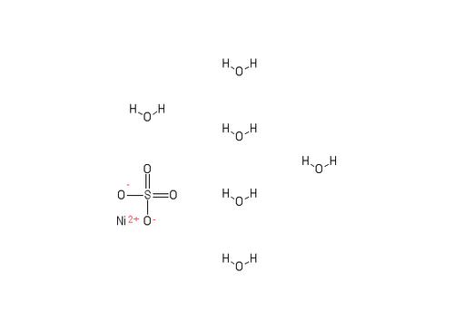 "Nickel Sulfate Hexahydrate;""CAS #=10101-97-0"""
