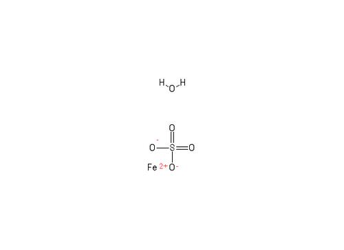 "Ferrous Sulphate Monohydrate;""CAS #=17375-41-6"""