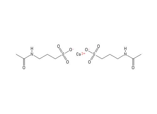 """AcamprosateCalcium;""""CAS #=77337-73-6"""""""