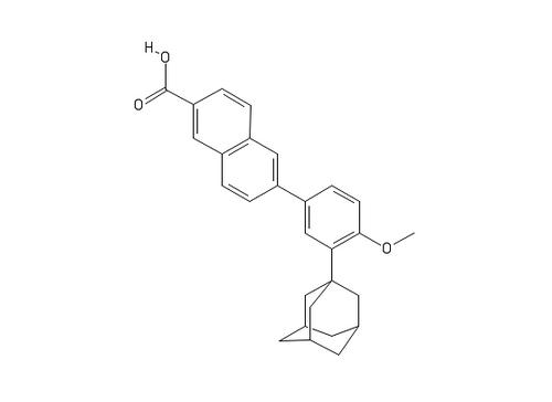 """Adapalene;""""CAS #=106685-40-9"""""""