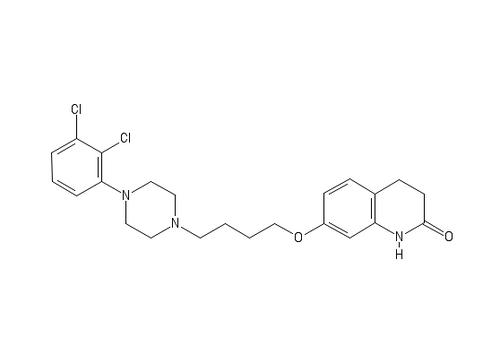 """Aripiprazole;""""CAS #=129722-12-9"""""""