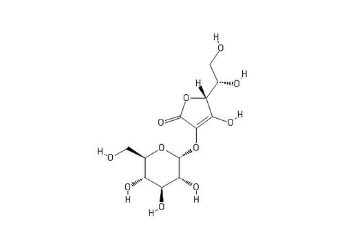 "AscorbylGlucoside;""CAS #=129499-78-1"""