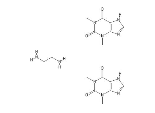 "Aminophylline;""CAS #=317-34-0"""