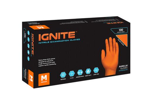 Aurelia Ignite Glove Box