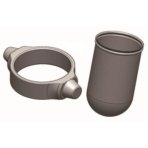 4 x Buckets & 4 x 1 tube 100mL capacity