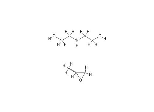 """Diethanolamine-PropyleneOxide;""""CAS #=35176-06-8"""""""
