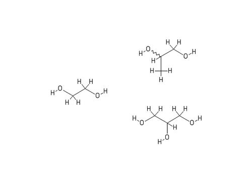 """1-2-Propanediol-EthyleneGlycol-Glycerol;""""CAS #=9082-00-2"""""""