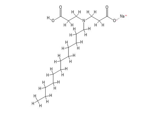 """Sodium Lauriminodipropionate;""""CAS #=14960-06-6"""""""
