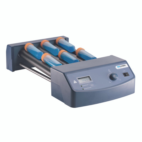 Scilogex MX-T6-Pro LCD Digital Tube Roller, Variable Speed, 6 Rollers 100-220V, 50Hz/60Hz