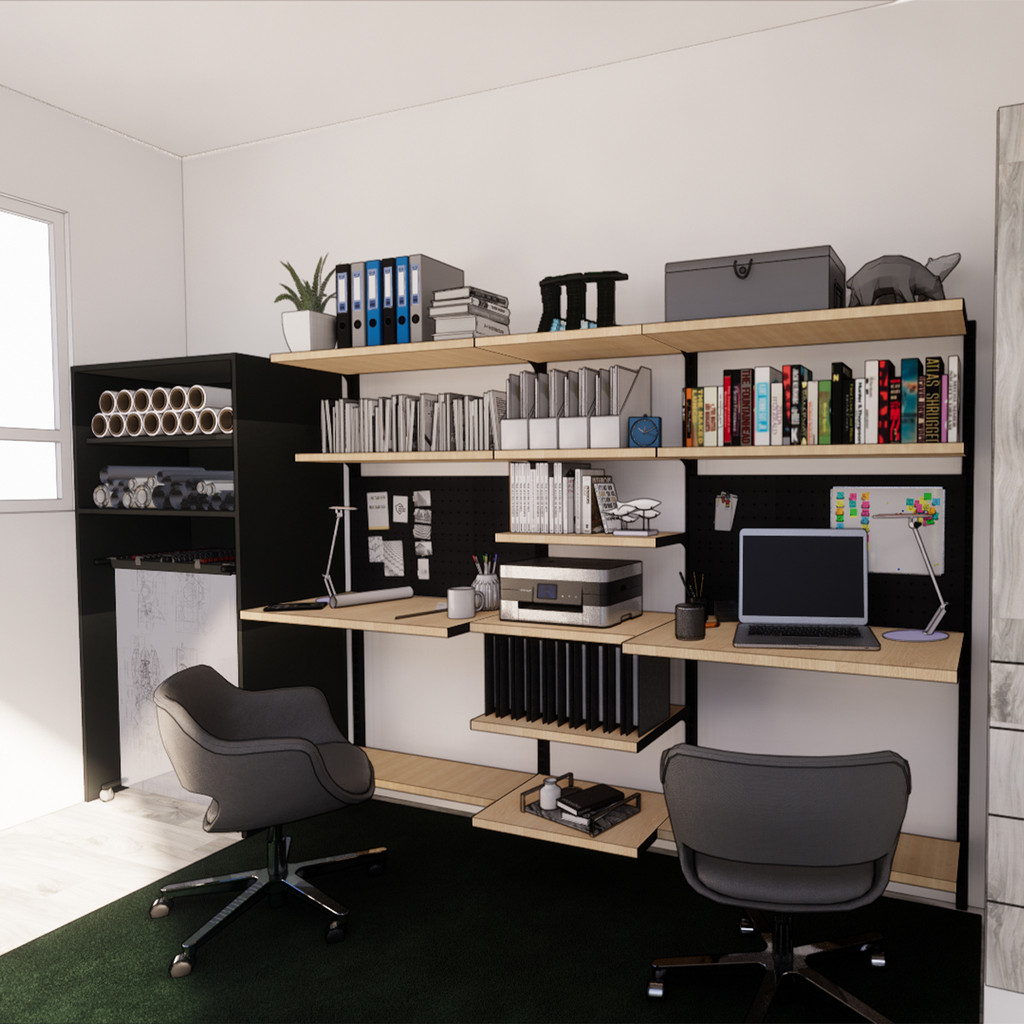 The DUO - Home Office Kit (THEDUO)
