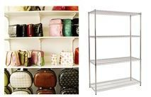 BUDGET SHELVING & DISPLAYS