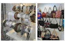 FASHION ACCESSORIES DISPLAYS