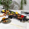 Electric Teppanyaki Grill with Non-Stick Megastone Surface