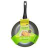 Go Healthy Premium Marble 28 cm Fry Pan, Pressed Aluminium