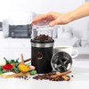 2 in 1 Grind and Chop with Interchangeable Cups