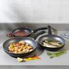 Go healthy Premium Marble Non Stick Fry Pan, 24cm
