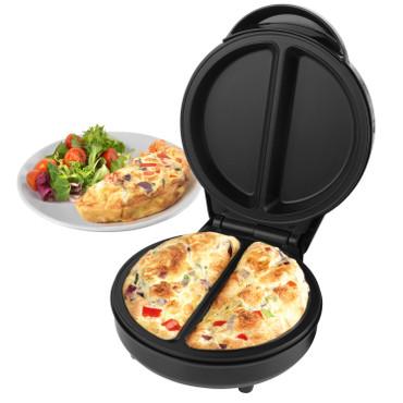 Non-Stick Dual Omelette Maker