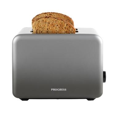 Ombre Mist 2-Slice Toaster, Grey