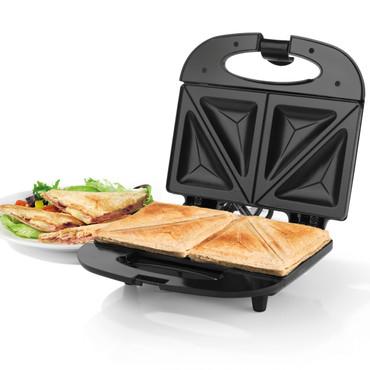 Slice Non-Stick Sandwich Toaster, Black