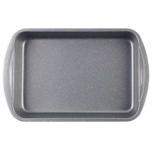 Non-Stick Metallic Marble Roaster, 38 cm