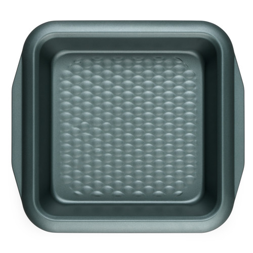 Shimmer Collection Carbon Steel Non Stick Square Baking Pan, 27 cm