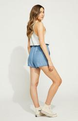 Berkeley Shorts {Chambray}