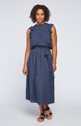Celia Dress {Navy}