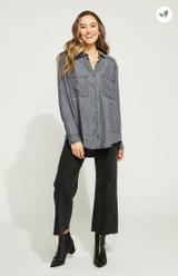 Bailey BD Tencel Shirt {Blk}