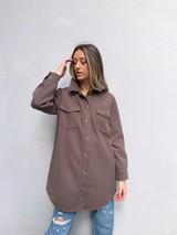 Harmony Jacket {Olive}