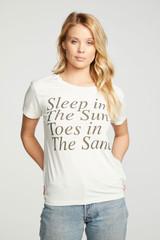 Sleep in the Sun Tee {Au Lait}