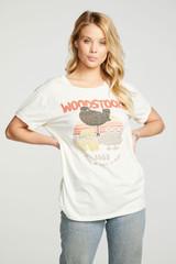 Woodstock 1969 Tee {Au Lait}