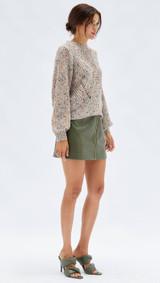 Perisian Marble Sweater {Multi}