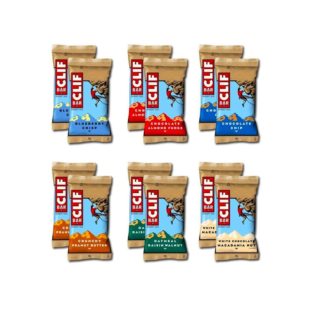 Clif Bar Variety 12-Pack