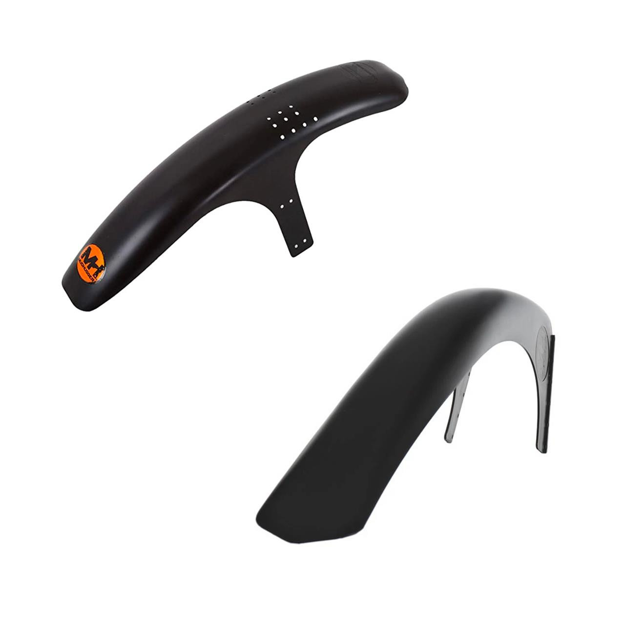 Mudhugger Front Guard & Standard Rear Mudguard Set