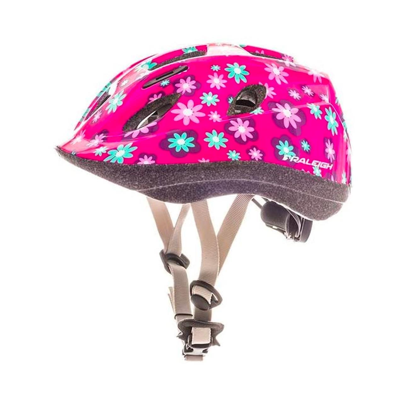 Raleigh Kids' Mystery Dottie Cycle Helmet