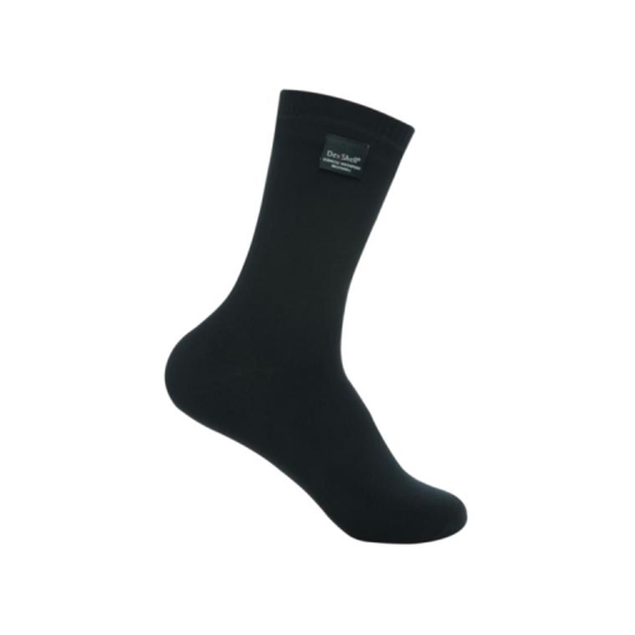 Dexshell Wudhu Calf Length Socks - Black