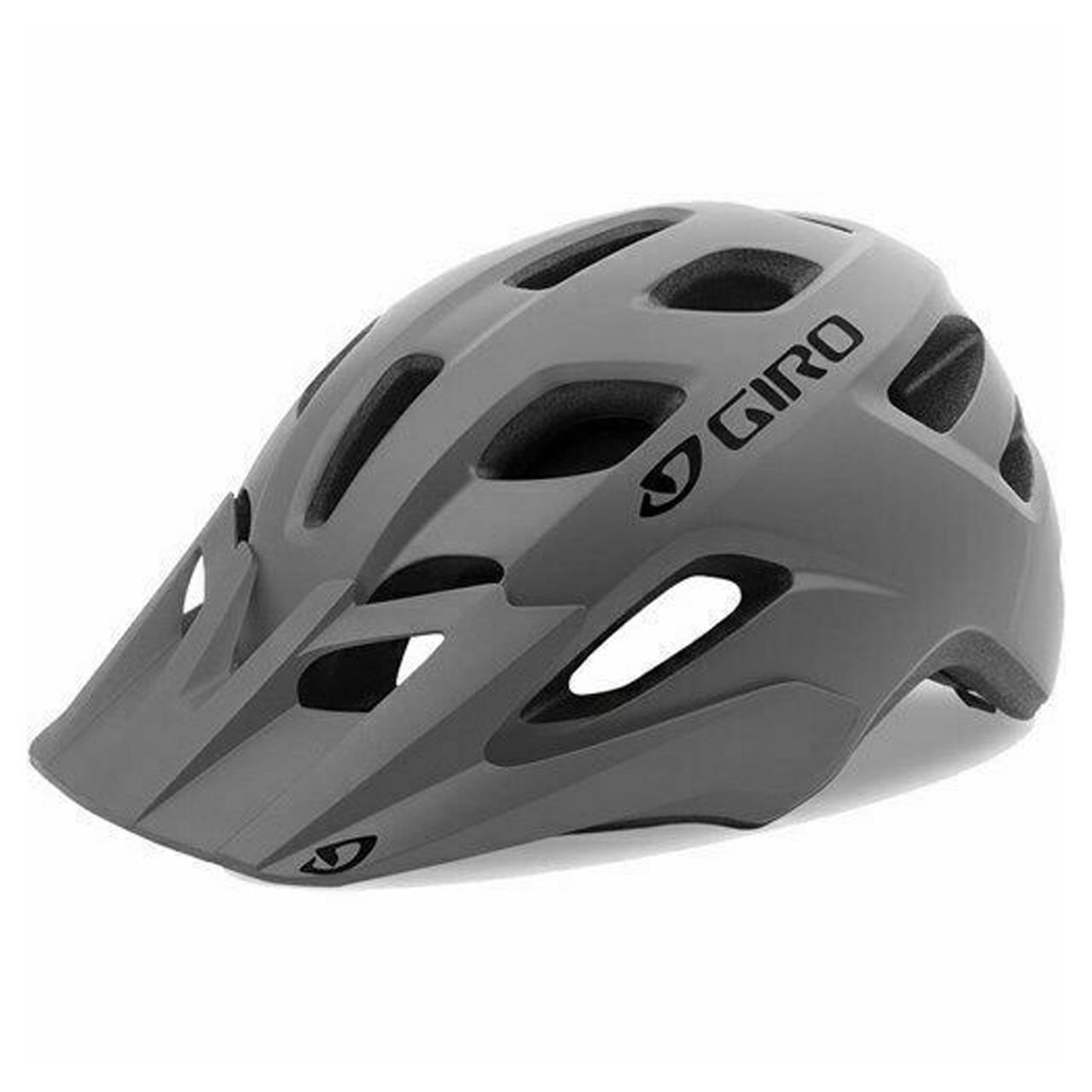 Grey Giro Cycling Helmet