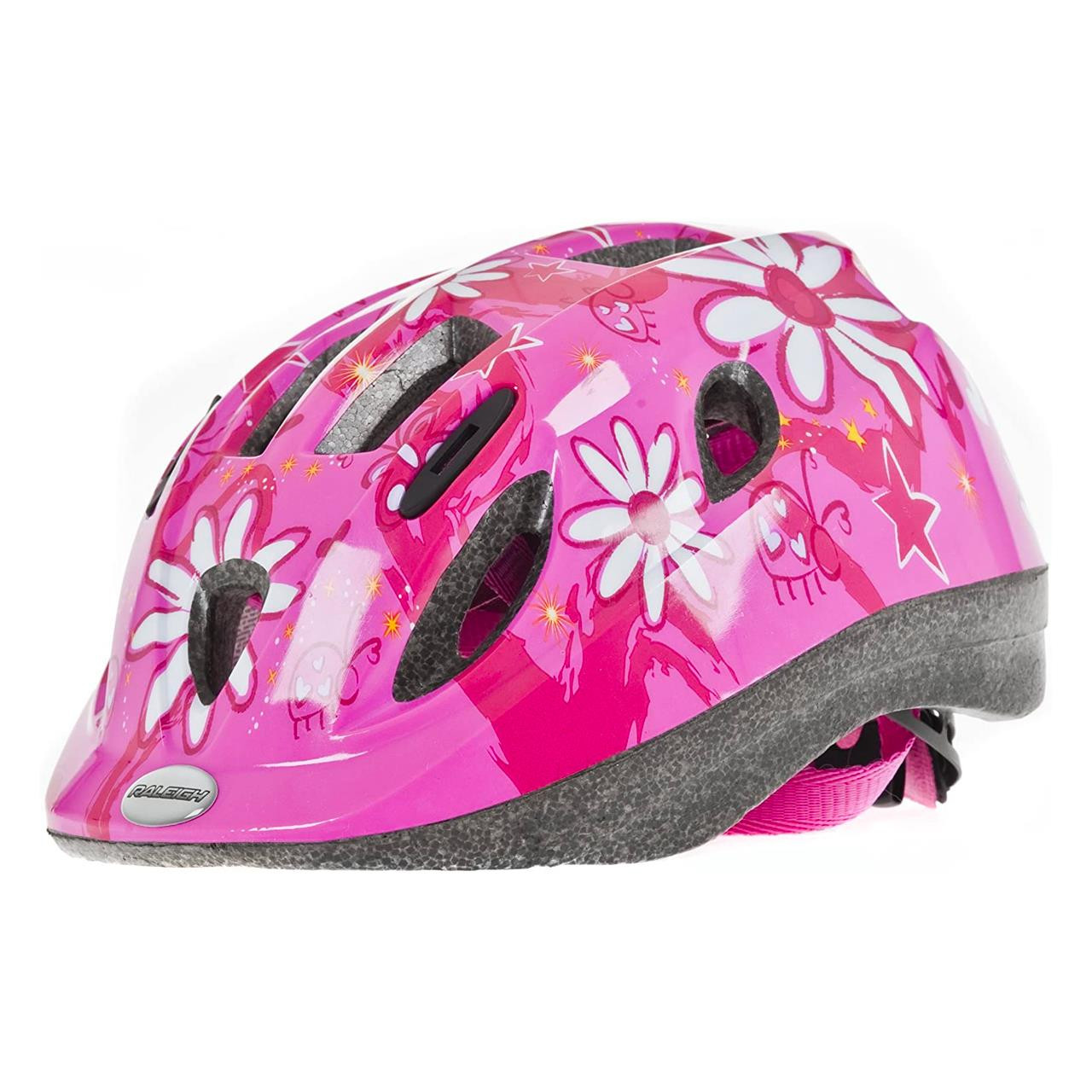 Raleigh Girl's Mystery Cycle Helmet (52-56 cm)