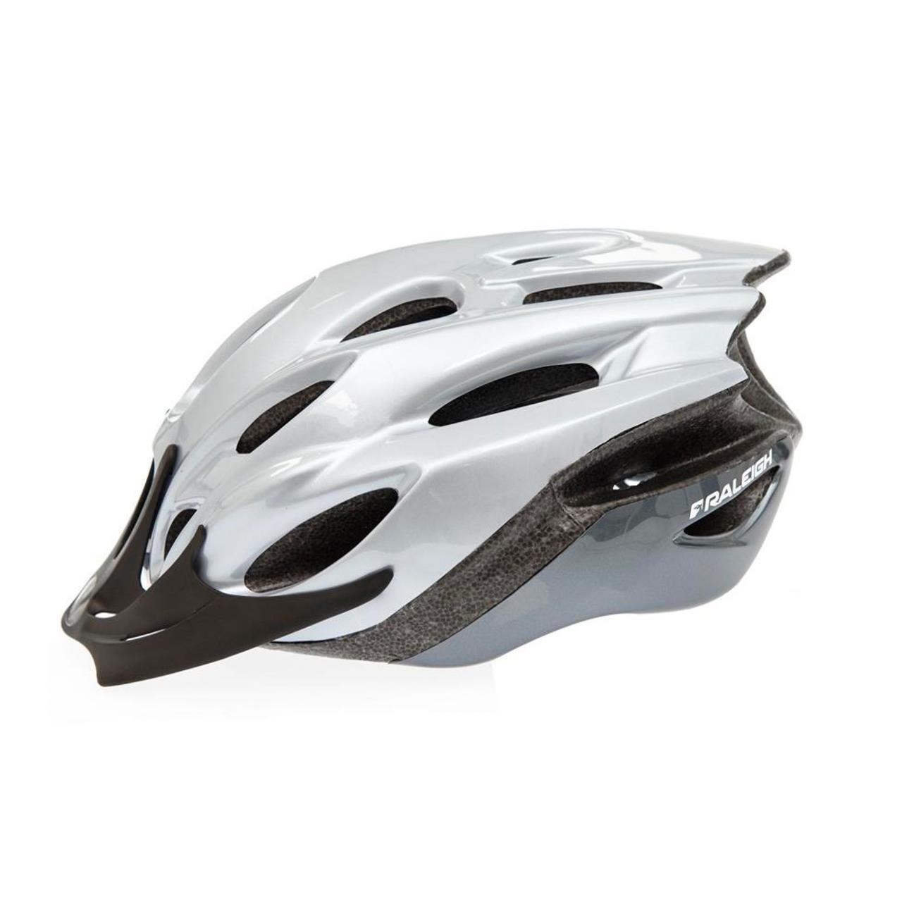 Raleigh Mission Evo Helmet - Silver