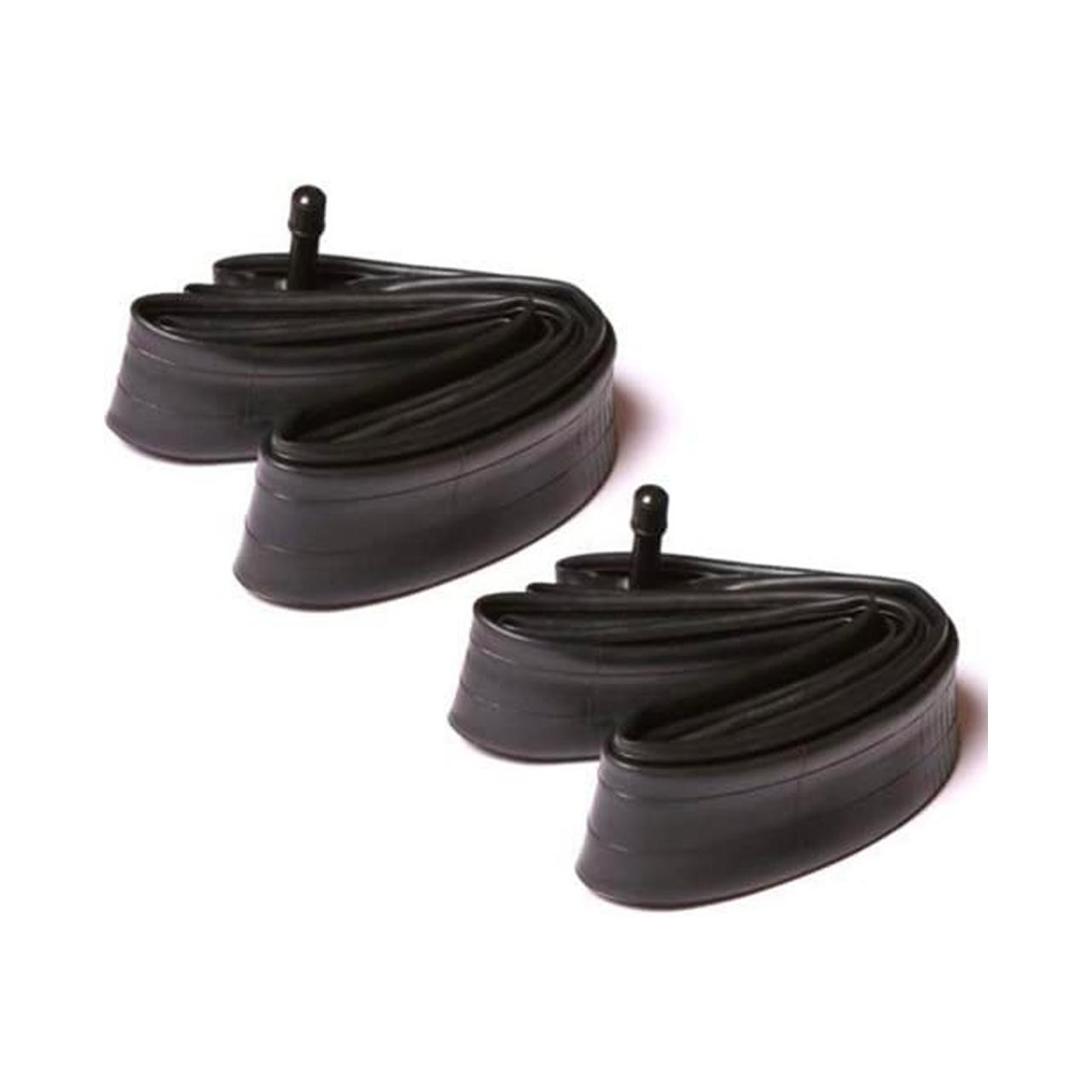 Sunchase Bicycle Inner Tube, Schrader Valve (Pair)