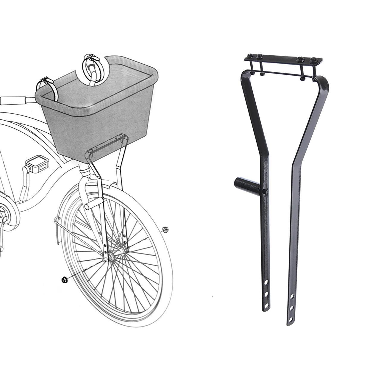 Ammaco Bike Basket Support Frame