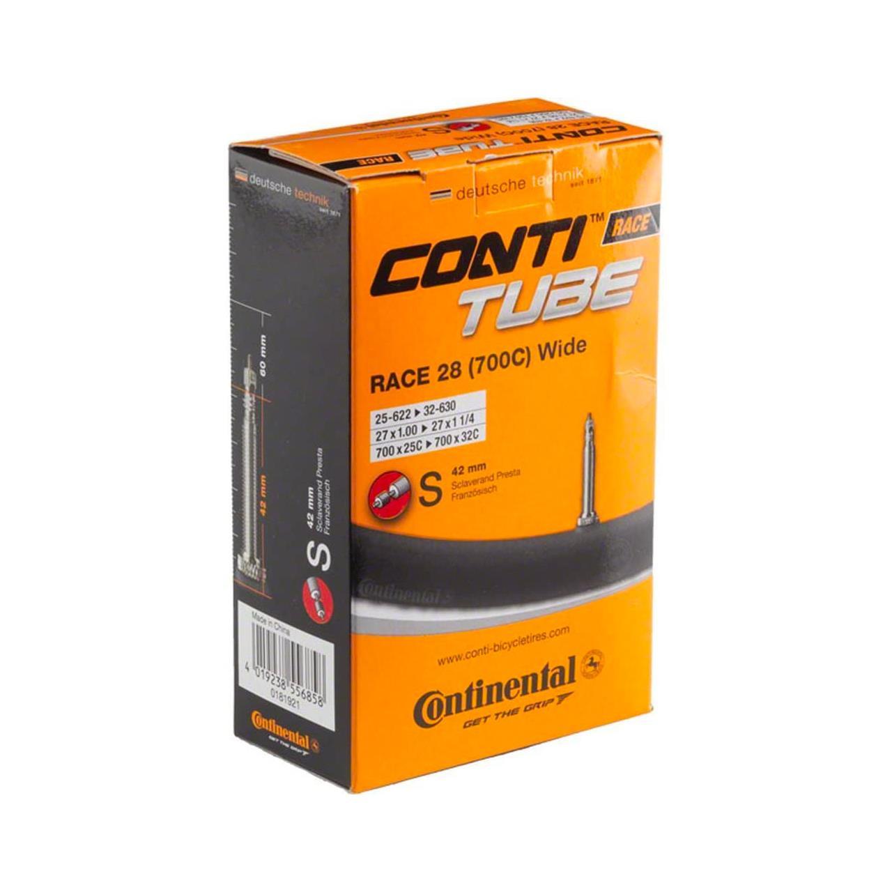 Continental R28 Inner Tube (700c, 42mm) - Presta