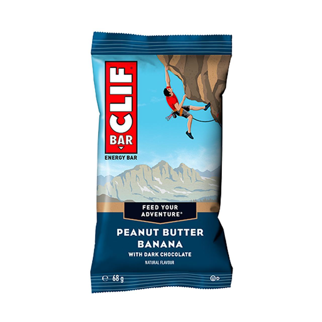 Clif Bar, 12 Pack (Peanut Butter Banana)