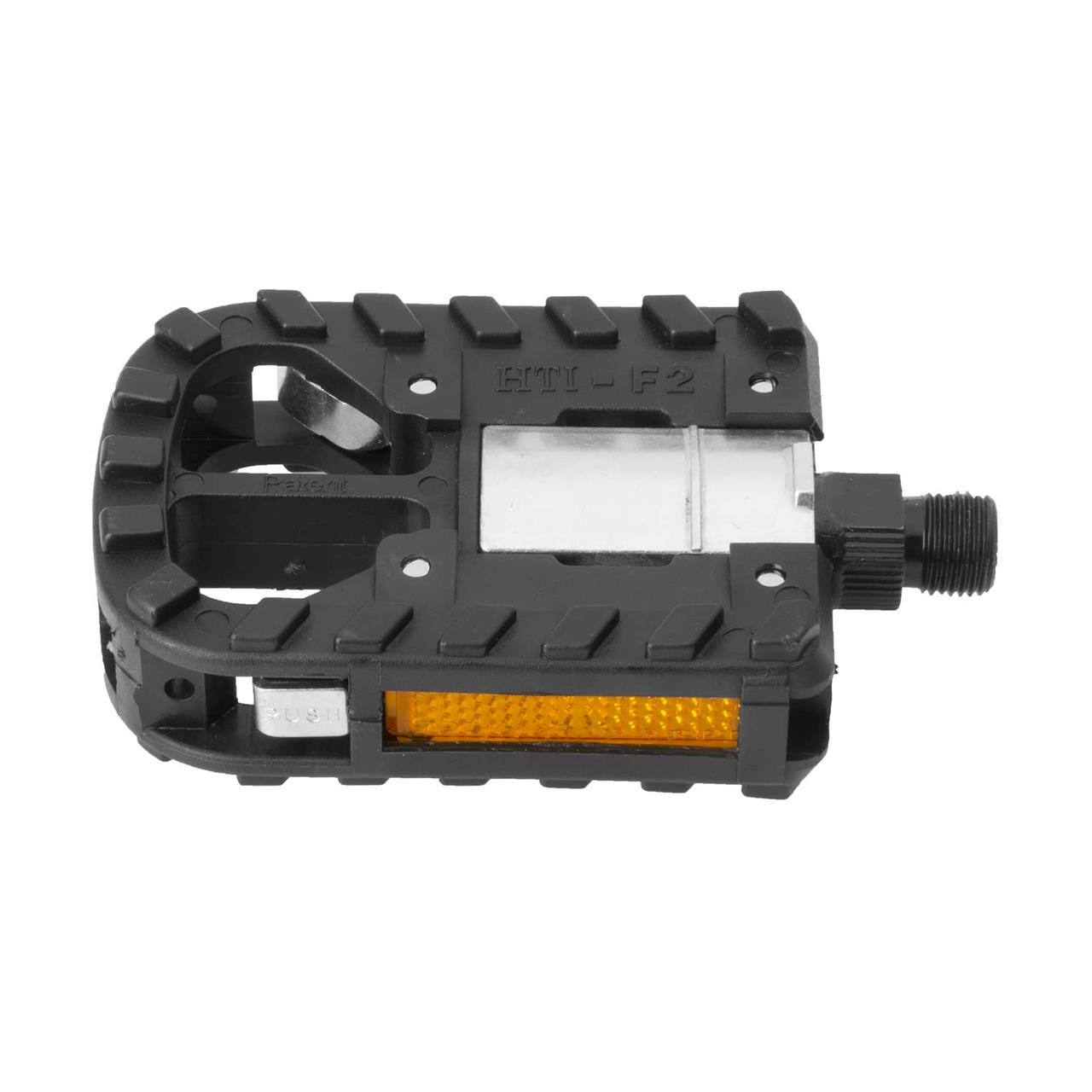 """Folding Bike Pedals (9/16"""" Resin & Alloy)"""