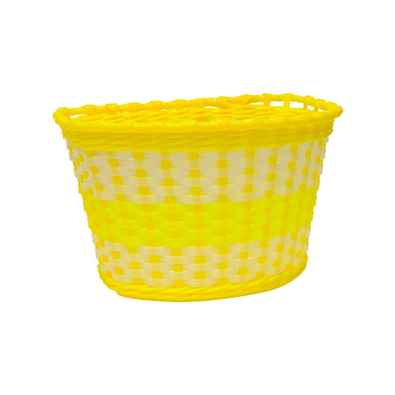 Oxford Junior Woven Basket (Yellow)