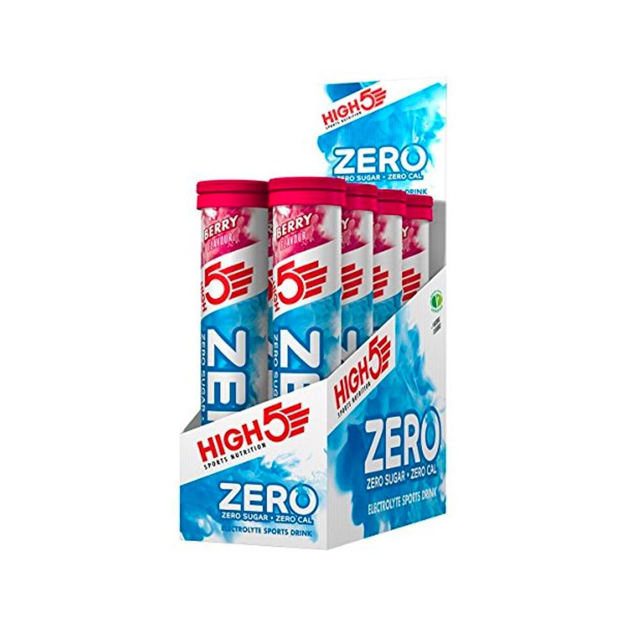 High5 Zero, 8 Pack (Berry)