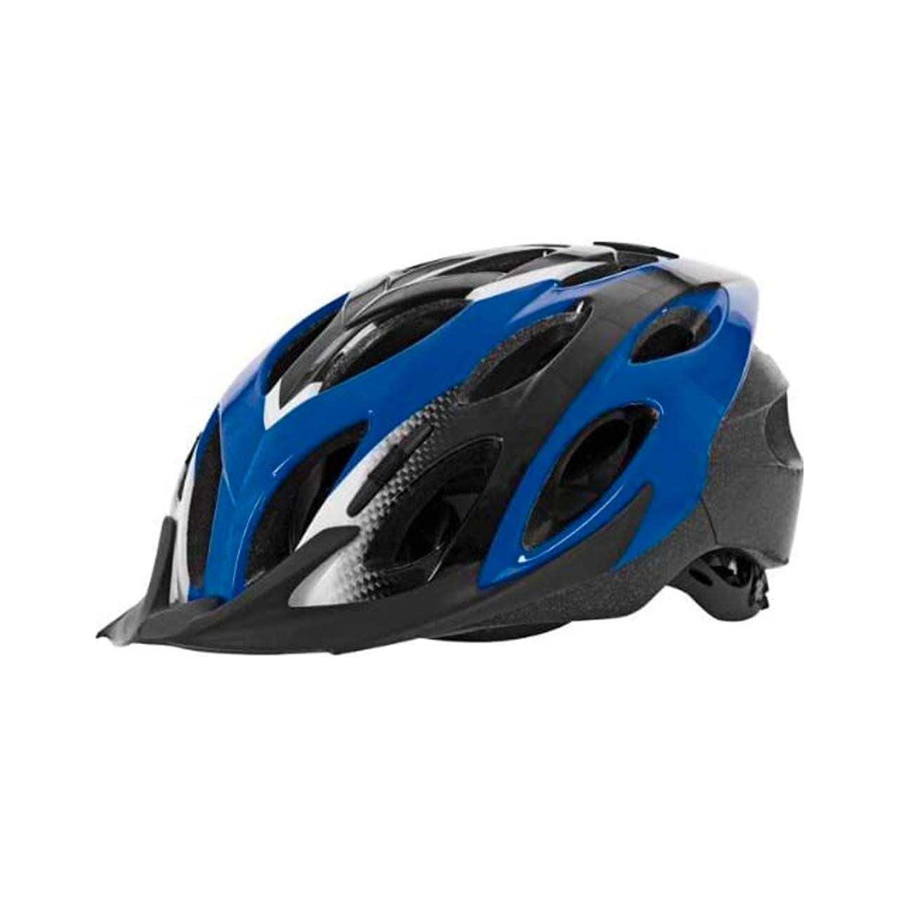 Raleigh Ventura Cycle Helmet (Blue, 58-62 cm)